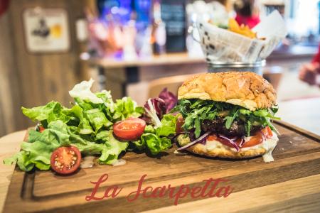 Burger La Scarpetta